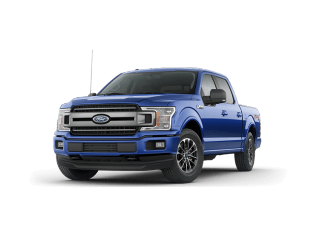 New 2018 Ford F-150 XLT 4WD Truck in Canfield